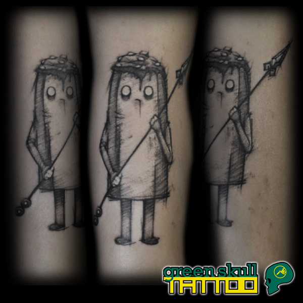 tetovalas-tattoo-ricsi-18-adventure-time-bananaguard.JPG
